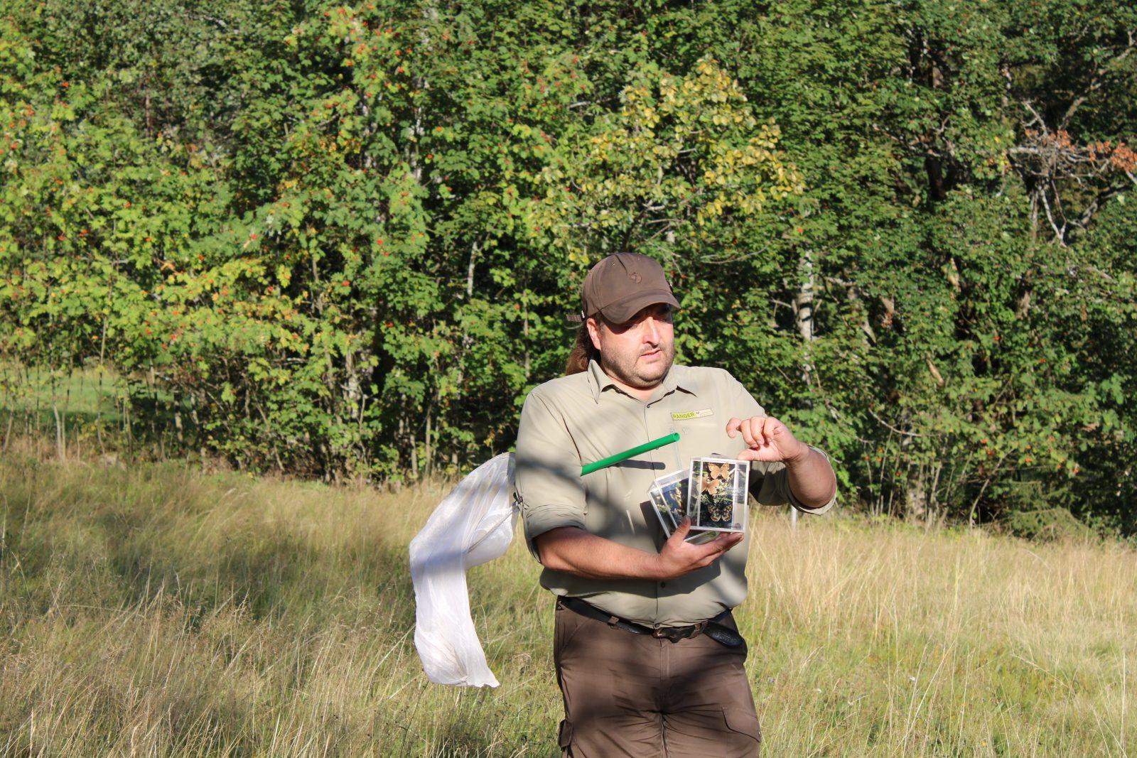 Mit den Rangern unterwegs - Wilde Wiesen
