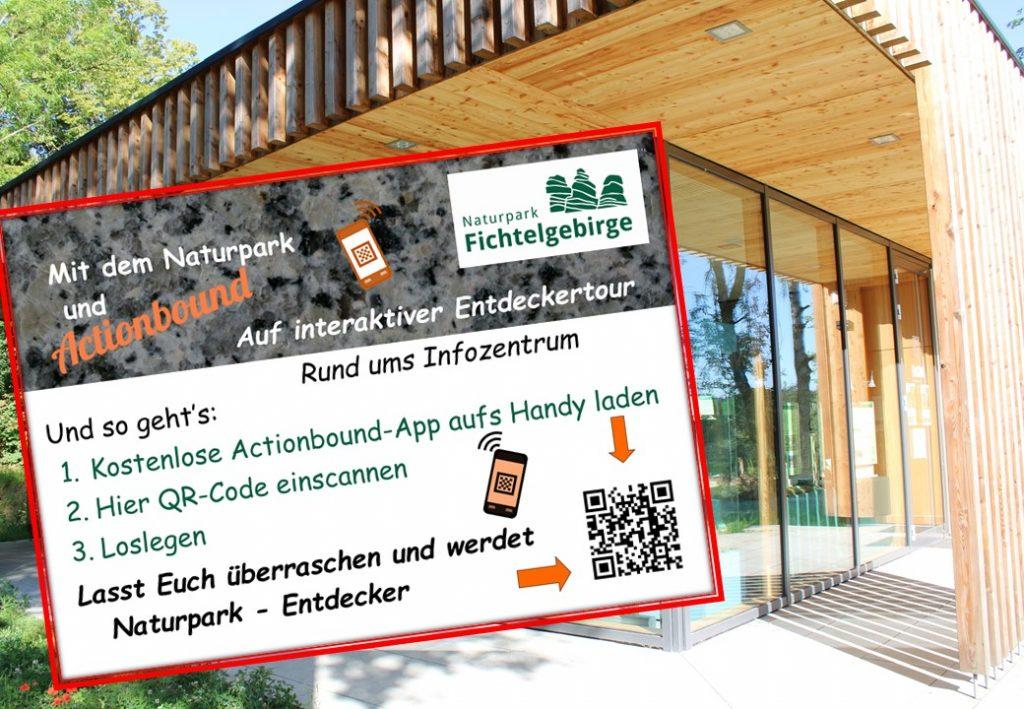 digitale Entdeckertour Naturpark Fichtelgebirge, Actionbound